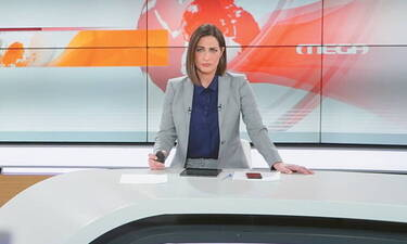 Δώρα Αναγνωστοπούλου: «Mega πρόκληση η παρουσίαση του κεντρικού δελτίου ειδήσεων»