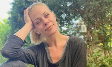 Ζέτα Μακρυπούλια: Για πρώτη φορά μιλά για την καραντίνα της – To μήνυμά της μας… τσάκισε (Photos)