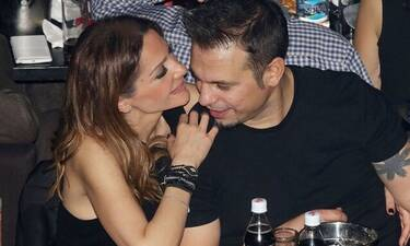 Δέσποινα Βανδή-Ντέμης Νικολαϊδης:Η επέτειος γνωριμίας, το love story και η φωτογραφία στο Instagram