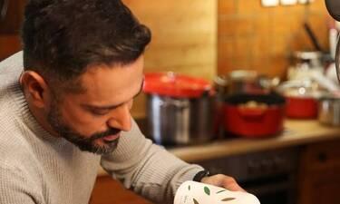 Σουλτάτος:Αν δεν είχες σκεφτεί να φτιάξεις μαγειρίτσα,τώρα θα το κάνεις!Δες τη συνταγή του βήμα-βήμα