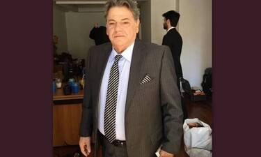 Γιώργος Παρτσαλάκης: Εσπευσμένα στο νοσοκομείο–Στην καρδιολογική μονάδα με οξύ στεφανιαίο σύνδρομο