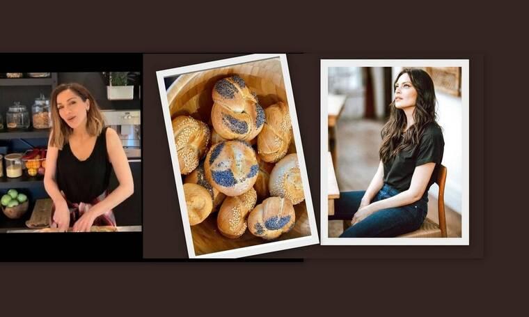 Οι Έλληνες celebs έφτιαξαν ψωμί και αυτές είναι οι πιο νόστιμες συνταγές!