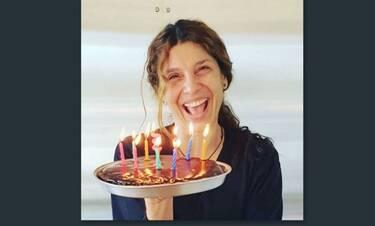 Πόπη Τσαπανίδου: Έχει γενέθλια και η κόρη της της έκανε μια φοβερή έκπληξη!