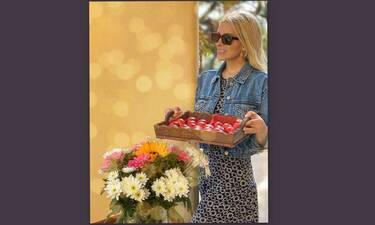 Κατερίνα Καινούργιου: Το Πάσχα με τον αγαπημένο της μέσα από φωτογραφίες!