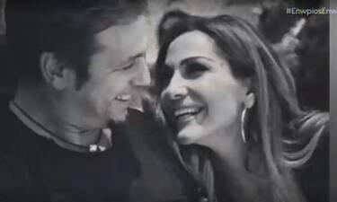 Ντέμης Νικολαΐδης: Δεν πάει ο νους σας πώς έκανε πρόταση γάμου στη Δέσποινα Βανδή (Video)