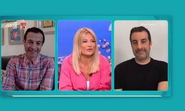 Φαίη Σκορδά: Δεν πάει ο νους σας τι της συνέβη με τους δύο γιους της και δεν κοιμήθηκαν! (Video)