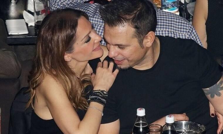 Βανδή - Νικολαΐδης: Μετά από 17 χρόνια στη δημοσιότητα αδημοσίευτες φώτο από τον γάμο τους