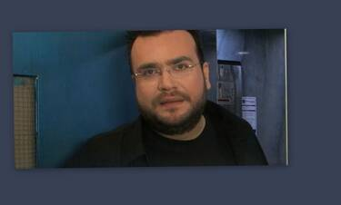 Φίλιππος Καμπούρης: Φώτο μέσα από το νοσοκομείο - «Ένιωσα μια σκοτοδίνη, το στόμα μου μούδιασε»