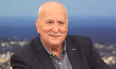 Γιώργος Παπαδάκης: «Έχω αισθανθεί πληγωμένος και αδικημένος από συνεργάτες μου»