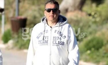 Γιώργος Λιάγκας: Έτσι έχασε κιλά εν μέσω καραντίνας! Οι φωτογραφίες που το αποδεικνύουν (photos)
