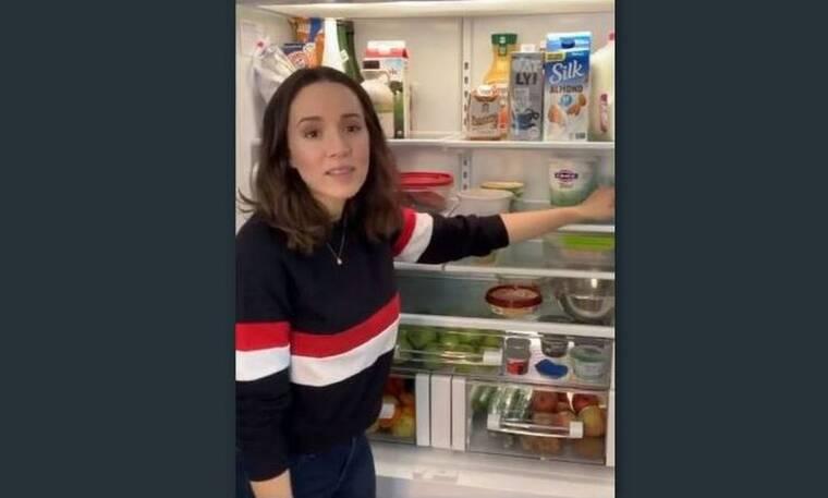 Οργάνωσε το ψυγείο σου όπως η Καλομοίρα - Όλα της τα μυστικά! (Video)