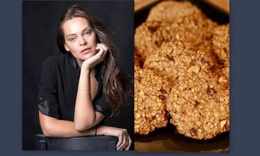 Υβόννη Μπόσνιακ: Η απόλυτη συνταγή! Τα πιο υγιεινά cookies που θα φτιάξεις και… θα ξαναφτιάξεις!