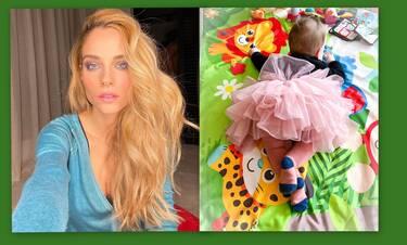 Δούκισσα Νομικού: Θα λιώσετε! Τα παιχνίδια με την κόρη της Αναστασία! (Photos)