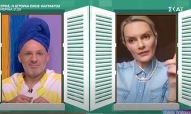 Έλενα Χριστοπούλου: Η απάντησή της για το unfollow στη Βίκυ Καγιά: «Δεν μπορώ να προσποιούμαι»