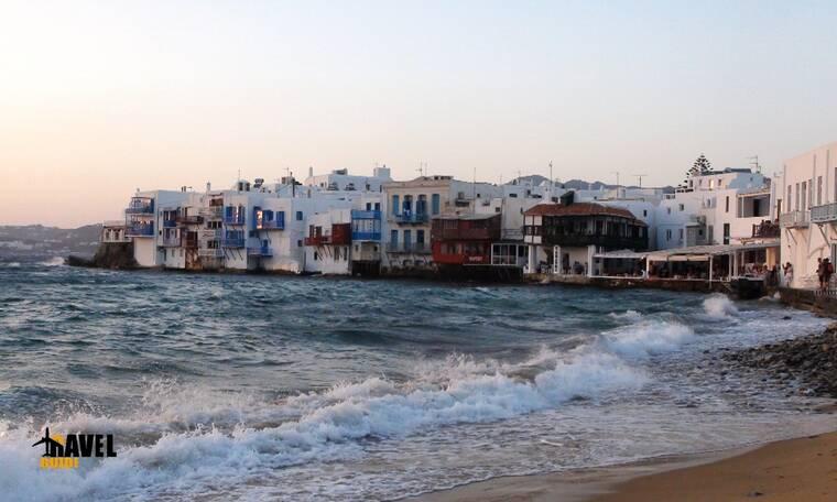 Το Travel Guide σαλπάρει για κρουαζιέρα στο Αιγαίο