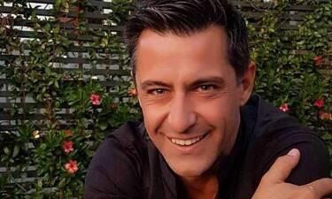 Κωνσταντίνος Αγγελίδης: Το μήνυμα στο viber και η συγκίνηση (Photos)