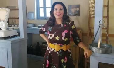 Θεοφανία Παπαθωμά: Τη θυμάσαι ως μοντέλο, την εποχή που σπούδαζε Νομική; Απλά κούκλα!