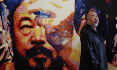 Άι Γουέι Γουέι στο CNNi: Ο κορωνοϊός ενίσχυσε την αστυνομοκρατία στην Κίνα