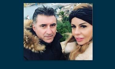 Ιωάννα Λίλη: Κουρεύει στην καραντίνα τον Θοδωρή Ζαγοράκη! (Photos)