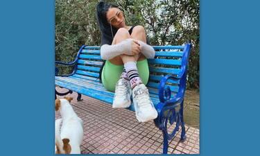 Δήμητρα Αλεξανδράκη: Δεύτερη φορά η ίδια γκάφα! Κοιμήθηκε και την έβλεπαν live στο Instagram!