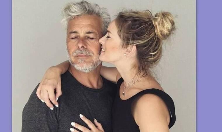 Χάρης Χριστόπουλος: Φωτογράφισε την Ανίτα Μπραντ και λιώσαμε όταν είδαμε τη φουσκωμένη της κοιλίτσα
