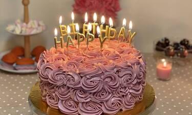 Τραγουδίστρια γιόρτασε τα γενέθλιά της εν μέσω καραντίνας και έστησε πάρτι στο σπίτι! (photos+video)