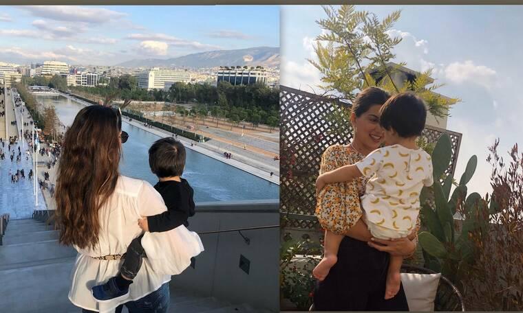 Σταματίνα Τσιμτσιλή: Ο γιος της έγινε δύο ετών – Τα συγκινητικά λόγια on air! (Photos & Video)