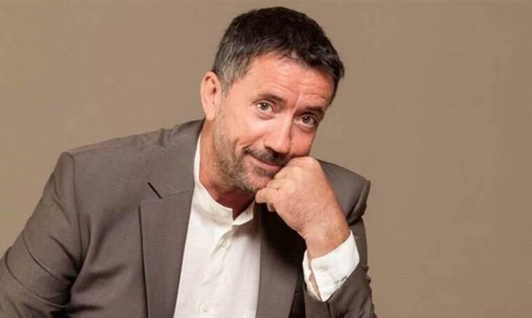 Ο Σπύρος Παπαδόπουλος αποκάλυψε ποια ένσταση  είχε για το spot «Μένουμε Σπίτι»
