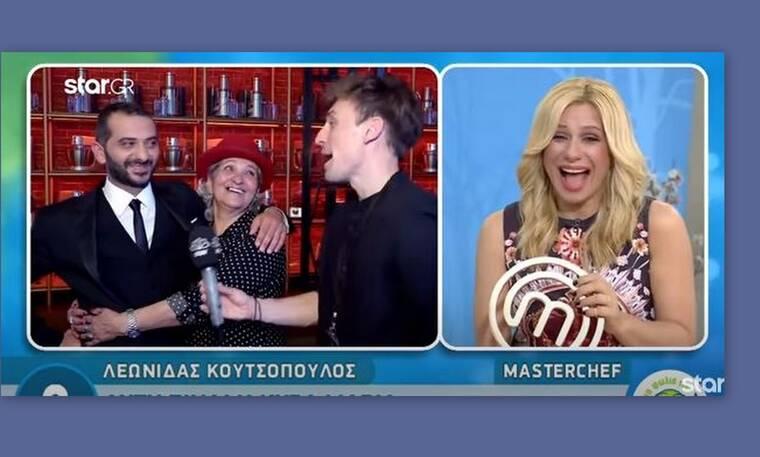 Λεωνίδας Κουτσόπουλος: Αυτή είναι η μαμά του και θα ξετρελαθείτε μαζί της!  (Photos & Video)