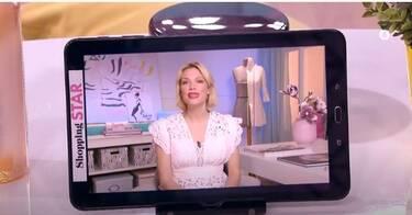 Shopping Star:  Μίντι φούστα στη δουλειά  (Video)