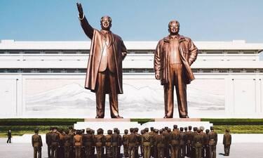 Κιμ Γιονγκ Ουν: Συγκλονιστικό! Οι απαγορευμένες φωτογραφίες από την Βόρεια Κορέα (pics)
