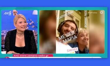 Λεωνίδας Κουτσόπουλος: Οι σπαρταριστοί διάλογοι με τη μαμά του: Οι μονές κάλτσες και το… 1,74!