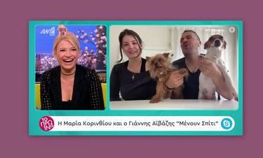 Φαίη Σκορδά: Η ατάκα της on air που έφερε σε αμηχανία Κορινθίου – Αϊβάζη: «Σας άκουσα…»!