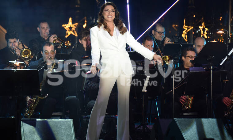 Eurovision: Ευχάριστη έκπληξη: Η Έλενα Παπαρίζου θα εμφανιστεί στο «Europe Shine a Light»! (Photos)