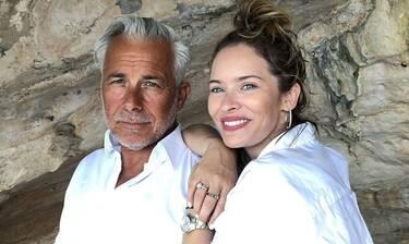 Χάρης Χριστόπουλος:Η εγκυμονούσα σύζυγός του είναι μια κούκλα!Οι παραμυθένιες φωτό στο Instagram της