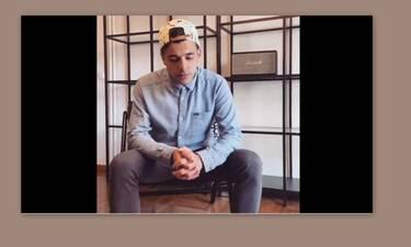 MasterChef: Το χιουμοριστικό βίντεο του Κώστα Νταλιάνη μετά την αποχώρησή του