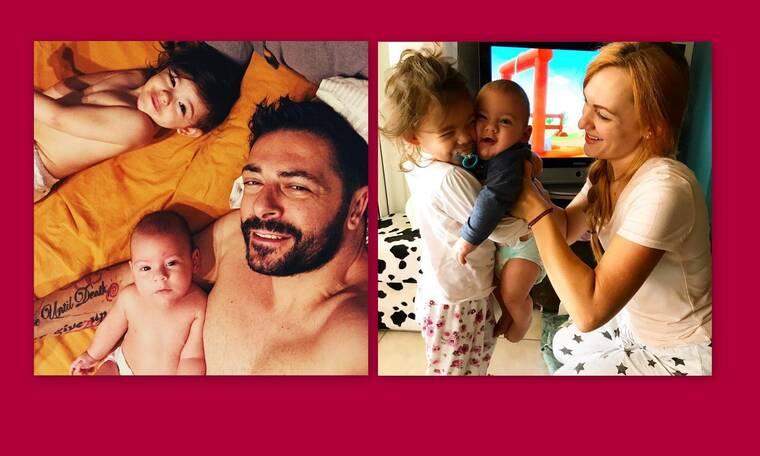 Γιώργος Χειμωνέτος – Εύα Μουρτζάκη: Το σπίτι τους είναι υπέροχο και γεμάτο... παιχνίδια (Photos)