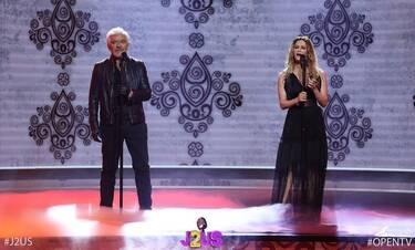 J2US: Γιώργος Γιαννόπουλος - Δέσποινα Ολυμπίου: Οι αρνητικές κριτικές και η απογοήτευση του ηθοποιού