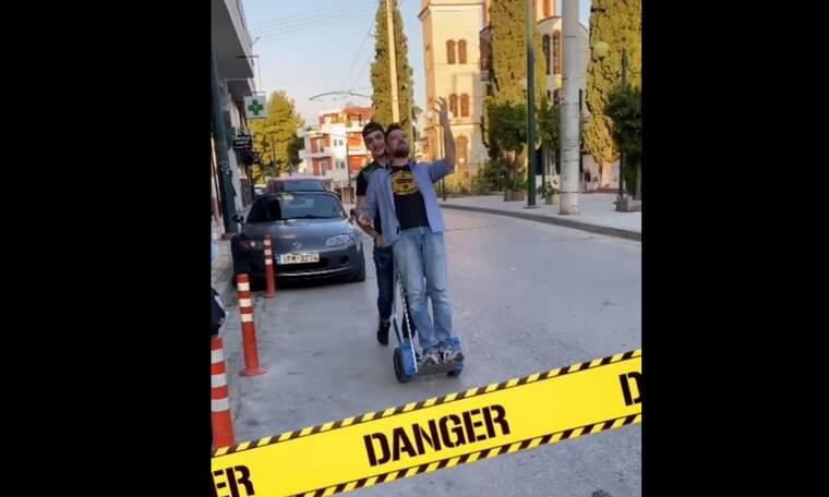 Παγκόσμια Ημέρα Γέλιου: Εδώ βλέπεις τον Μάνο Παπαγιάννη, αλλά δεν πάει ο νους σου τι κάνει!