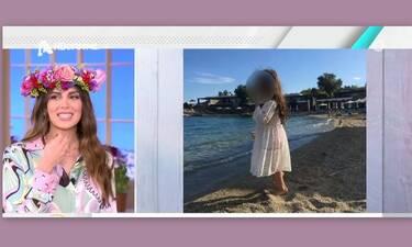 Σταματίνα Τσιμτσιλή: Γενέθλια για τη μεγάλη κόρη της – Οι αδημοσίευτες φώτο και η συγκίνηση  on air!