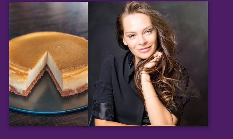 Υβόννη Μπόσνιακ: Έδωσε την καλύτερη συνταγή για… Cheesecake – Εσύ θα το φτιάξεις;