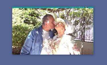 Μαρία Ιωαννίδου: Ντύθηκε νύφη και έκανε διαδικτυακό γάμο εν μέσω κορονοϊού
