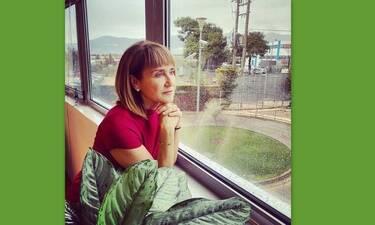Mάρα Ζαχαρέα: Ανέβηκε στη ζυγαριά και δείτε πόσα κιλά είναι (Photos)