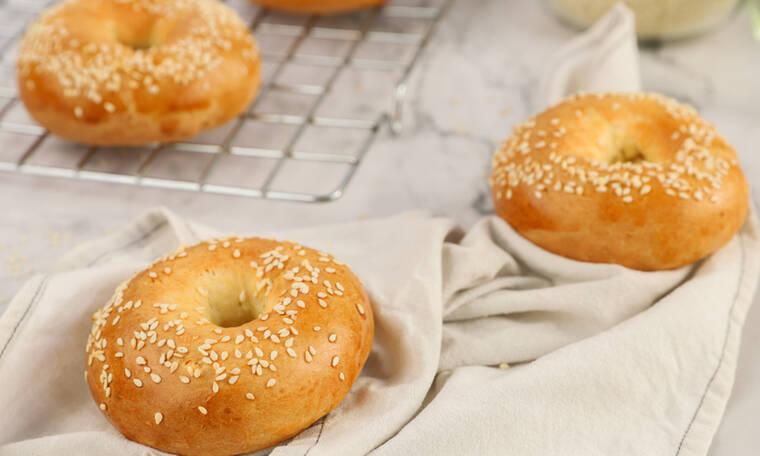 Γρήγορα bagels