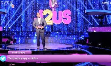 J2US: Οικειοθελής αποχώρηση από το show; Η ενόχληση από τα σχόλια των κριτών και το κρίσιμο ραντεβού