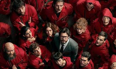 La Casa De Papel: Τα τραγούδια που έγιναν viral είναι αυτά που καθημερινά σιγοτραγουδάς κι εσύ