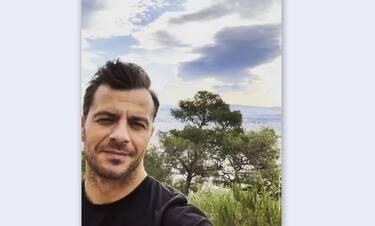 Γιώργος Αγγελόπουλος: Η καραντίνα έληξε και έτρεξε να βρεθεί στο αγαπημένο του μέρος! (video)