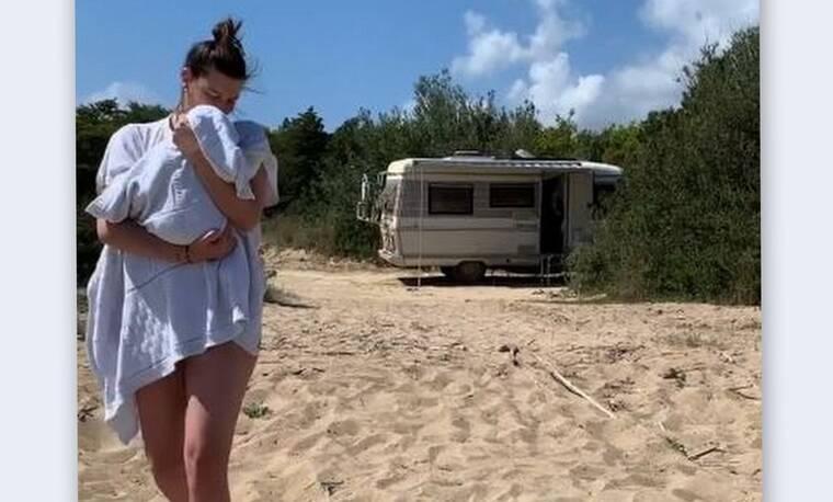 Γυναίκα χωρίς όνομα: «Λιώσαμε» με το βίντεο πρωταγωνιστή της σειράς με τη γυναίκα και την κόρη του!