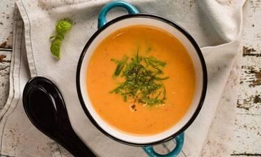 Ντοματόσουπα από τον Γιώργο Τσούλη