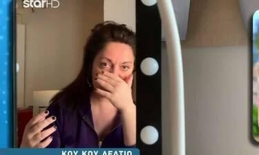 Σοφία Μουτίδου: Η ατάκα της για τα κιλά που θα σε κάνει να «κλάψεις»! (video)